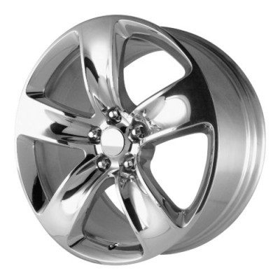 OE Creations PR154 Polished wheel (20X9, 5x127, 71.50, 34 offset)
