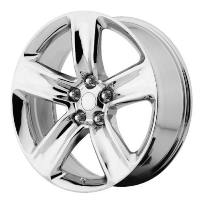 OE Creations PR154 Chrome wheel (20X9, 5x127, 71.50, 34 offset)