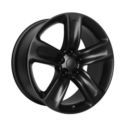 OE Creations PR154 Black wheel (20X9, 5x127, 71.50, 34 offset)