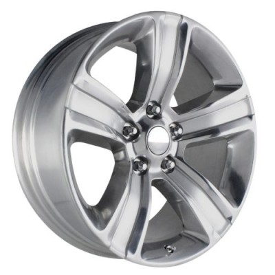 OE Creations PR155 Machine Silver wheel (20X9, 5x139.7, 77.80, 18 offset)