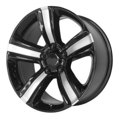 OE Creations PR155 Satin Black wheel (20X9, 5x139.7, 77.80, 18 offset)