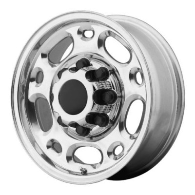 OE Creations PR156 Polished wheel (16X6.5, 8x165.1, 117.00, 28 offset)