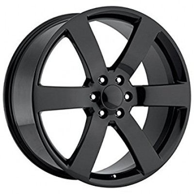 OE Creations PR165 Gloss Black wheel (20X8, 6x127, 78.30, 45 offset)