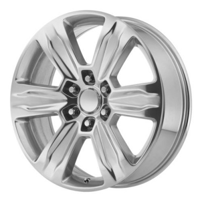 OE Creations PR172 Polished wheel (22X9, 6x135, 87.1, 44 offset)