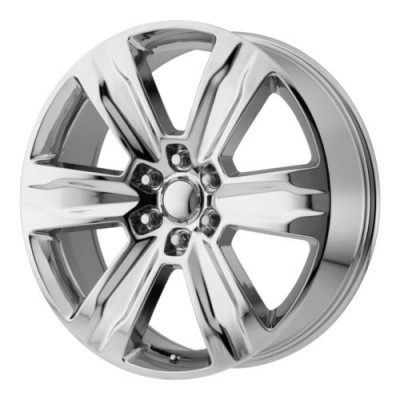 OE Creations PR172 Chrome wheel (22X9, 6x135, 87.1, 44 offset)