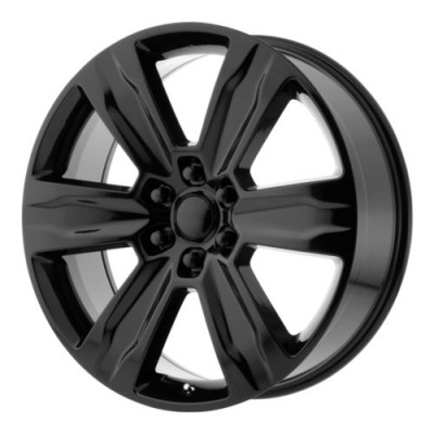 OE Creations PR172 Gloss Black wheel (22X9, 6x135, 87.1, 44 offset)