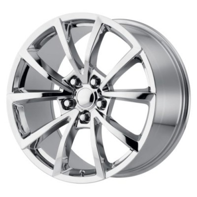 OE Creations PR184 Chrome wheel (20X9, 5x127, 71.5, 34 offset)