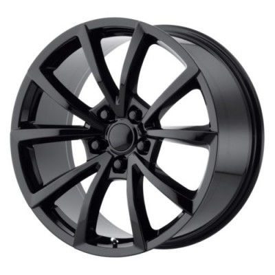 OE Creations PR184 Gloss Black wheel (20X9, 5x127, 71.5, 34 offset)