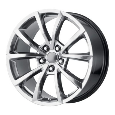 OE Creations PR184 Hyper Silver Dark wheel (20X9, 5x127, 71.5, 34 offset)