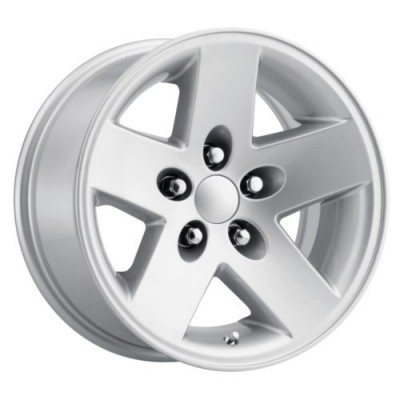 OE Creations PR185 Silver wheel (16X8, 5x114.3, 71.5, 0 offset)