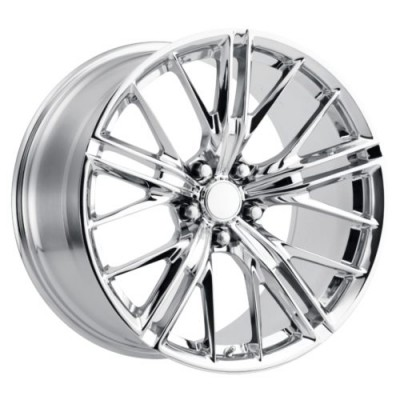OE Creations PR194 Chrome wheel (20X10, 5x120, 67, 23 offset)