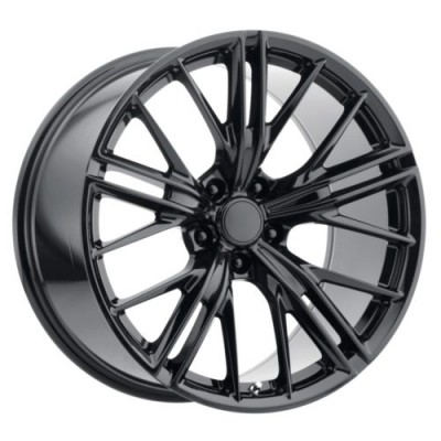 OE Creations PR194 Gloss Black wheel (20X10, 5x120, 67, 23 offset)