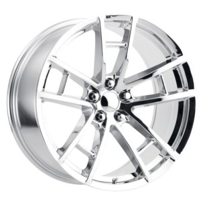 OE Creations PR195 Chrome wheel (20X9, 5x115, 71.5, 20 offset)