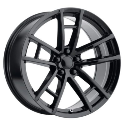 OE Creations PR195 Gloss Black wheel (20X9, 5x115, 71.5, 20 offset)