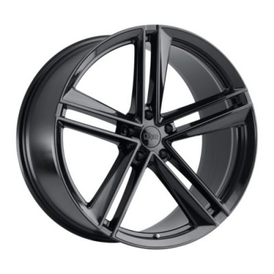 Ohm Wheels LIGHTNING Gloss Black wheel (18X8.5, 5x120, 64.1, 30 offset)