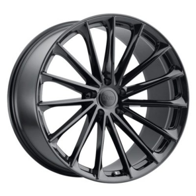 Ohm Wheels PROTON Gloss Black wheel (20X9, 5x120, 64.1, 30 offset)