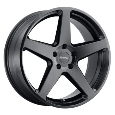 Petrol Wheels P2C Gloss Black wheel (16X7, 5x115, 76.1, 40 offset)