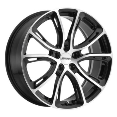 Petrol Wheels P5A Gloss Black wheel (17X7.5, 5x108, 72.1, 40 offset)