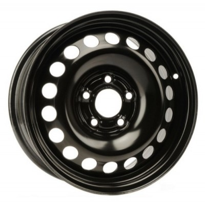 PMC Steel Wheel Black wheel | 15X6.5, 5x110, 65.1, 40 offset