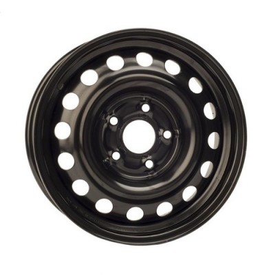 PMC Steel Wheel Black wheel | 15X6, 5x114.3, 64.1, 42 offset