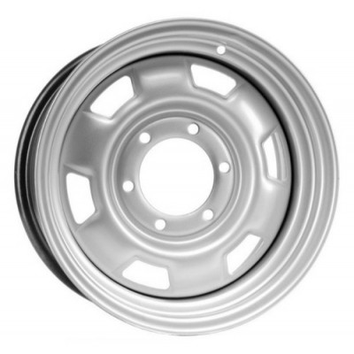 PMC Steel Wheel Silver wheel (15X7, 6x139.7, 106.3, 30 offset)