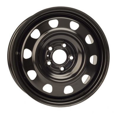 PMC Steel Wheel Black wheel | 16X7, 5x110, 65.1, 46 offset