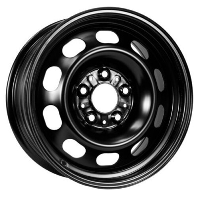 PMC Steel Wheels Black wheel (16X7, 5x120, 72.6, 50 offset)