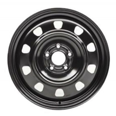 PMC Steel Wheel Black wheel | 17X6.5, 5x110, 65.1, 46 offset