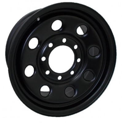 PMC Steel Wheels Black wheel (17X8, 8x170, 125, 40 offset)