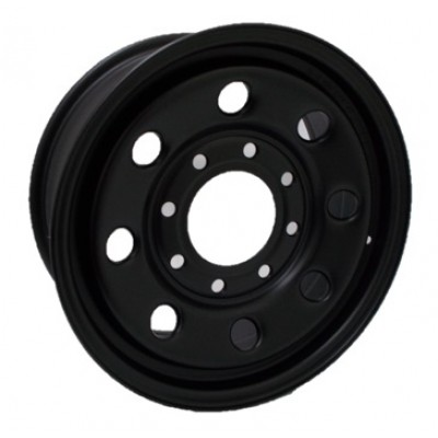 PMC Steel Wheels Black wheel (17X7.5, 8x180, 124.1, 43 offset)