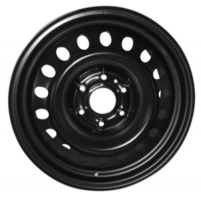 PMC Steel Wheel Black wheel | 18X7.5, 6x139.7, 78.1, 27 offset