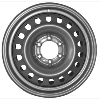 PMC Steel Wheel Black wheel | 18X7.5, 6x139.7, 106.1, 27 offset