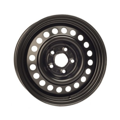 PMC Steel Wheel Black wheel (14X6, 5x100, 57.1, 45 offset)