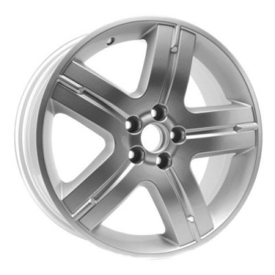 PMC OEM Replica Silver wheel (17X7, 5x100, 56.1, 48 offset)