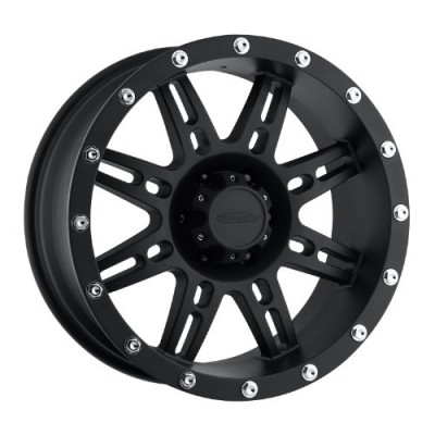 Pro Comp Series 31 Matte Black wheel (16X8, 6x139.7, 130.1, 0 offset)