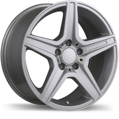 Replika Wheels R169 Hyper Silver wheel (16X7.5, 5x112, 66.5, 35 offset)