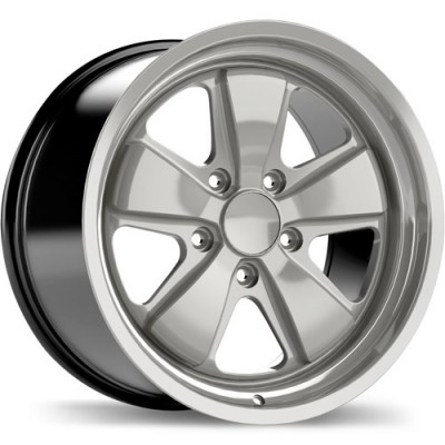 Replika Wheels R186 Platinum/Platine, 18X8.5, 5x130, (offset/déport 49 ) 71.6 Porsche