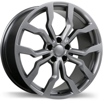 Replika R152A Platinum wheel (17X7.5, 5x112, 66.5, 45 offset)