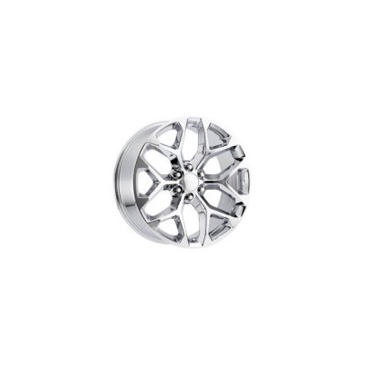 Replika R203 Chrome wheel (20X9, 6x139.7, 78.1, 24 offset)