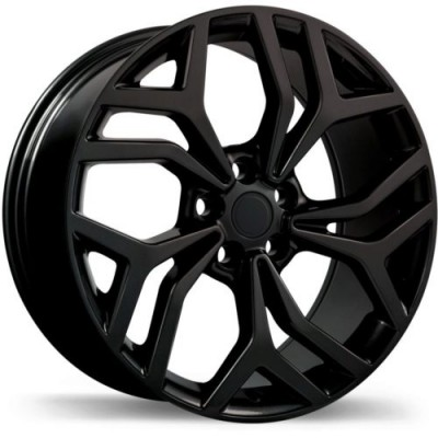 Replika R230 Gun Metal wheel (20X9.0, 5x108, 63.4, 45 offset)
