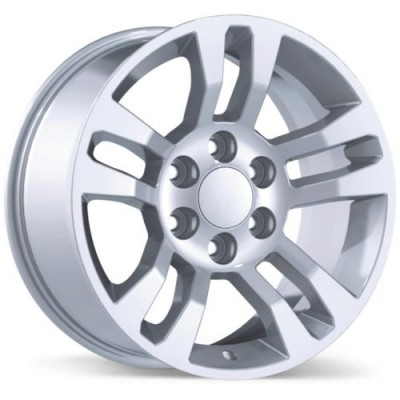 Replika R237 Polished wheel (18X8.5, 6x139.7, 77.8, 20 offset)
