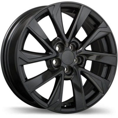Replika R240 Anthracite wheel (17X7.0, 5x100, 54.1, 39 offset)