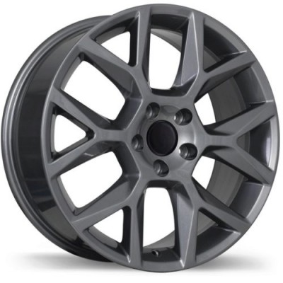 Replika Wheels R151A Gun Metal wheel (18X7.5, 5x112, 66.5, 51 offset)
