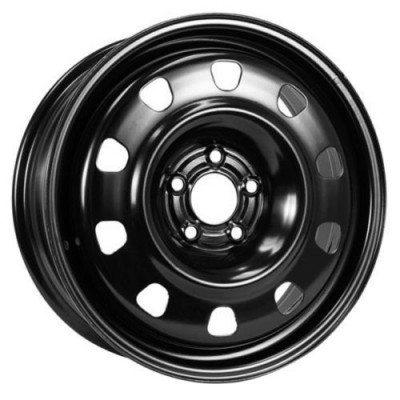 RNB STEEL WHEEL Gloss Black wheel | 17X7.0, 5x110, 65.1, 44 offset