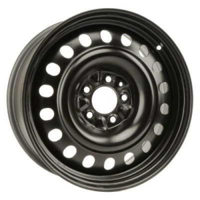RNB STEEL WHEEL Black wheel (15X5.5, 4x100, 60.1, 40 offset)