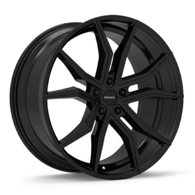 ROSSO ICON Black wheel (20X10, 5x114.3, 73.1, 15 offset)