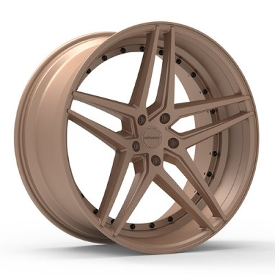 ROSSO REACTIV Bronze wheel (20X10, 5x114.3, 73.1, 38 offset)
