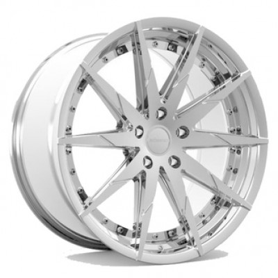 ROSSO ZEN Chrome wheel (20X10, 5x114.3, 73.1, 25 offset)