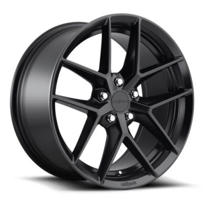 Rotiform FLG R134 Matte Black wheel (18X8.5, 5x108, 63.6, 45 offset)
