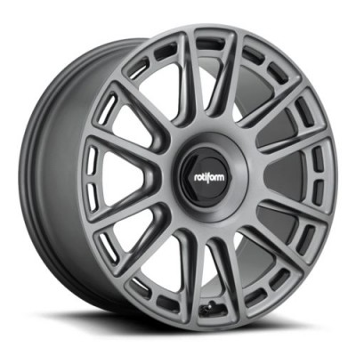 Rotiform R158 Matt Anthracite wheel (19X8.5, 5x108, 72.6, 35 offset)